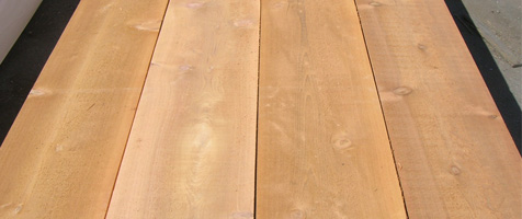 knotty lumber | products | cowichan lumber