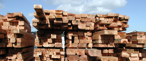logs + cant cuts | products | cowichan lumber